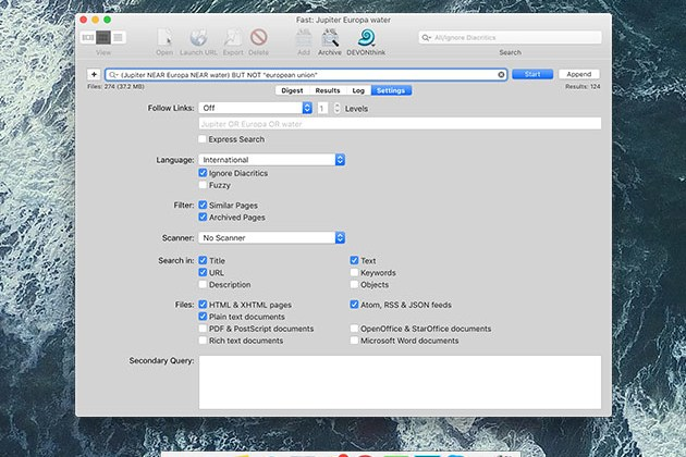 DEVONagent Pro for Mac for $19