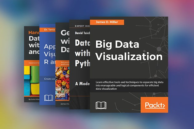 The Complete Data Scientist eBook Bundle for $19