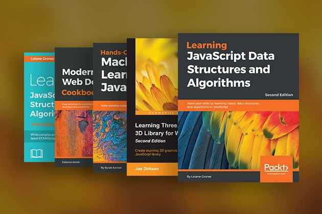 The Complete JavaScript eBook Bundle for $19