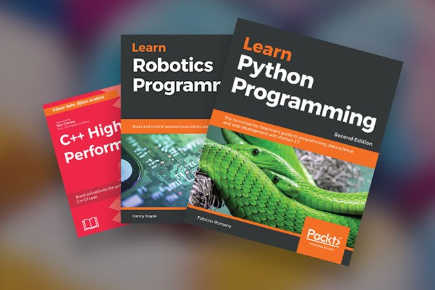The Complete Learn to Code eBook Bundle for $29