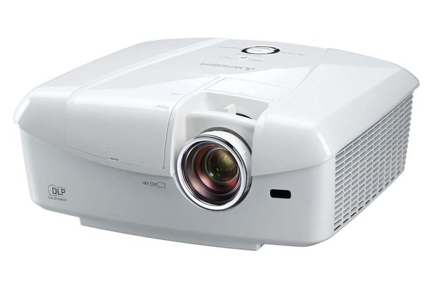 Mitsubishi Multimedia Home Theater Video Projector 1080p HDMI, USB, VGA  for $899