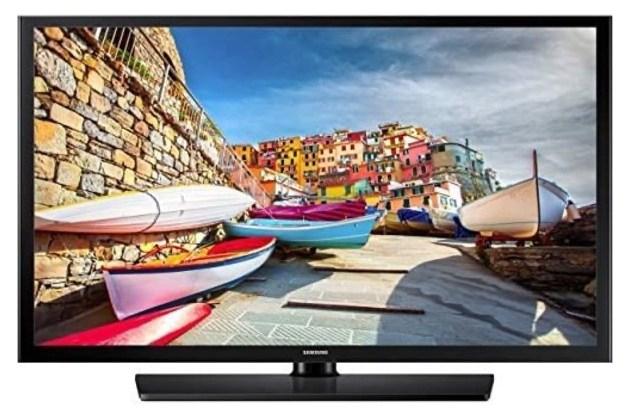 "Samsung HG43NE478SFXZA 43"" 478S Slim Direct Lit LED Hospitality Guest TV for $369"