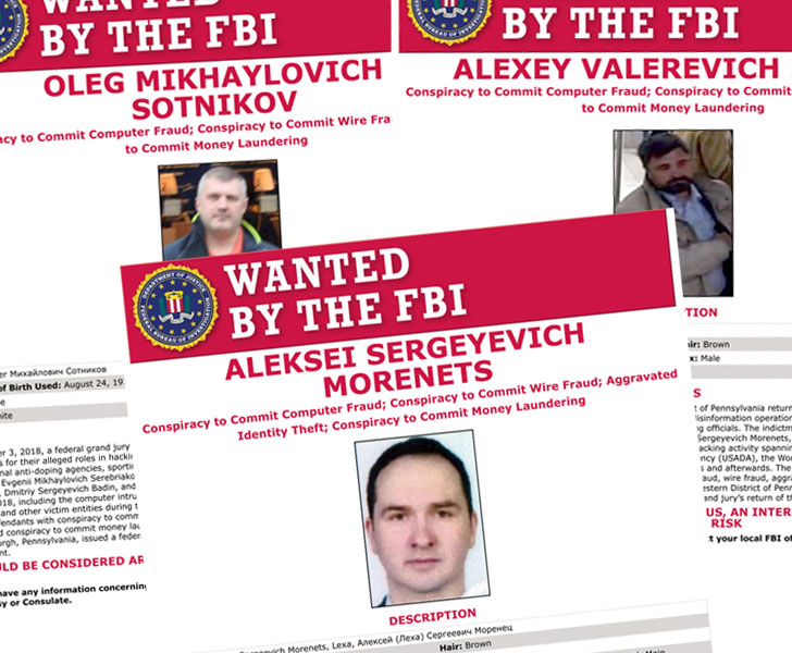 hackers wanted by the fbi