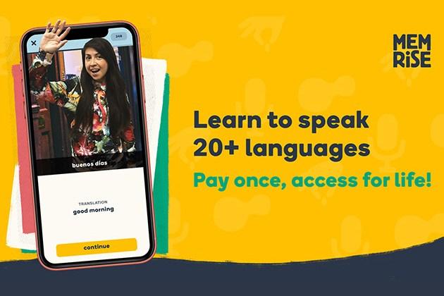 Memrise Language Learning: Lifetime Subscription for $99