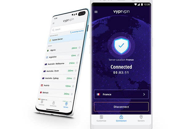 VyprVPN: 1-Yr Subscription for $45
