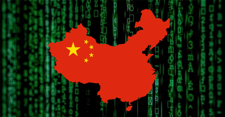 Cyber espionage by Chinese hackers