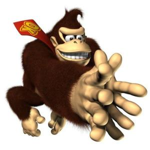 Games for Lunch: 'New Play Control! Donkey Kong Jungle Beat' — Wii