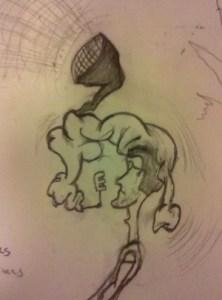 colitis doodle