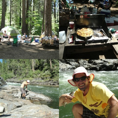 camping with colitis