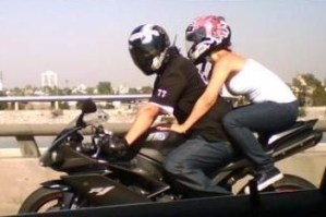 Colitis Motorcycle Guy