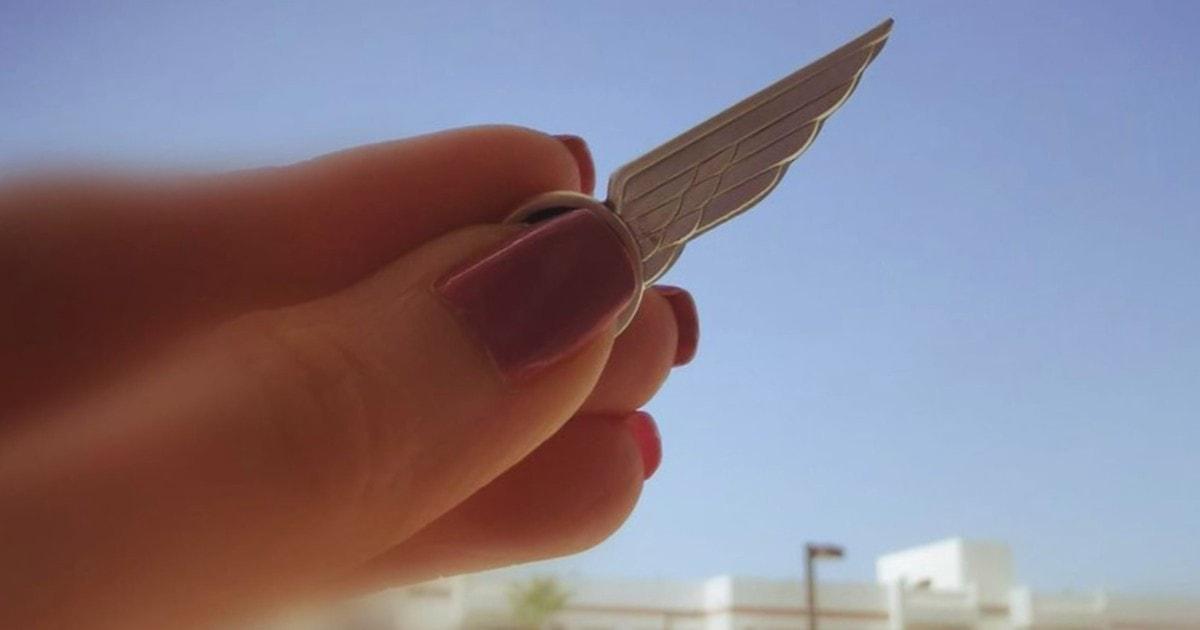 Flightless Flight Attendant