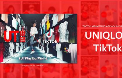 UNIQLO, TikTok Debuts 1st Multi-Market Brand Campaign