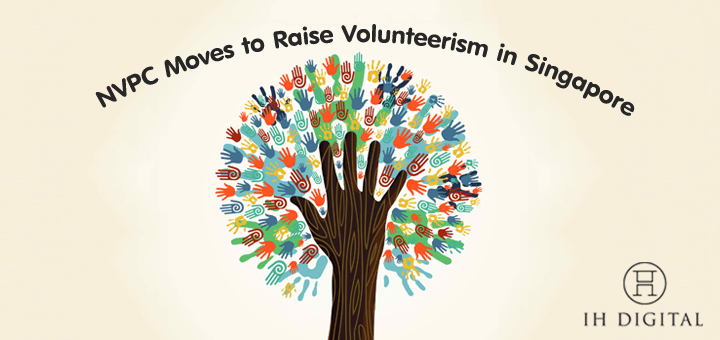 The National Volunteer and Philanthropy Centre (NVPC) takes advantage of social media to promote its volunteer activities in Singapore.