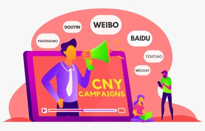 6 Essential China Digital Marketing Platforms for CNY 2020