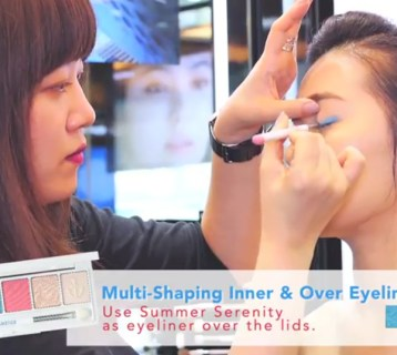 Tutorial Video for LANEIGE Summer Collection 2016 - Creative Services