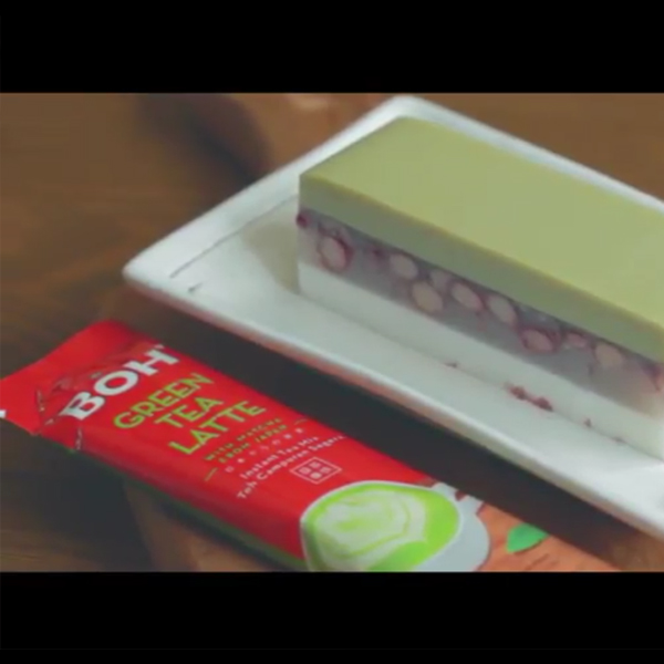 Recipe Video for BOH Tea Green Tea - Creative Services