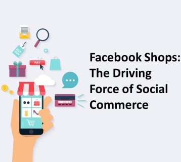 Facebook Shops - social commerce