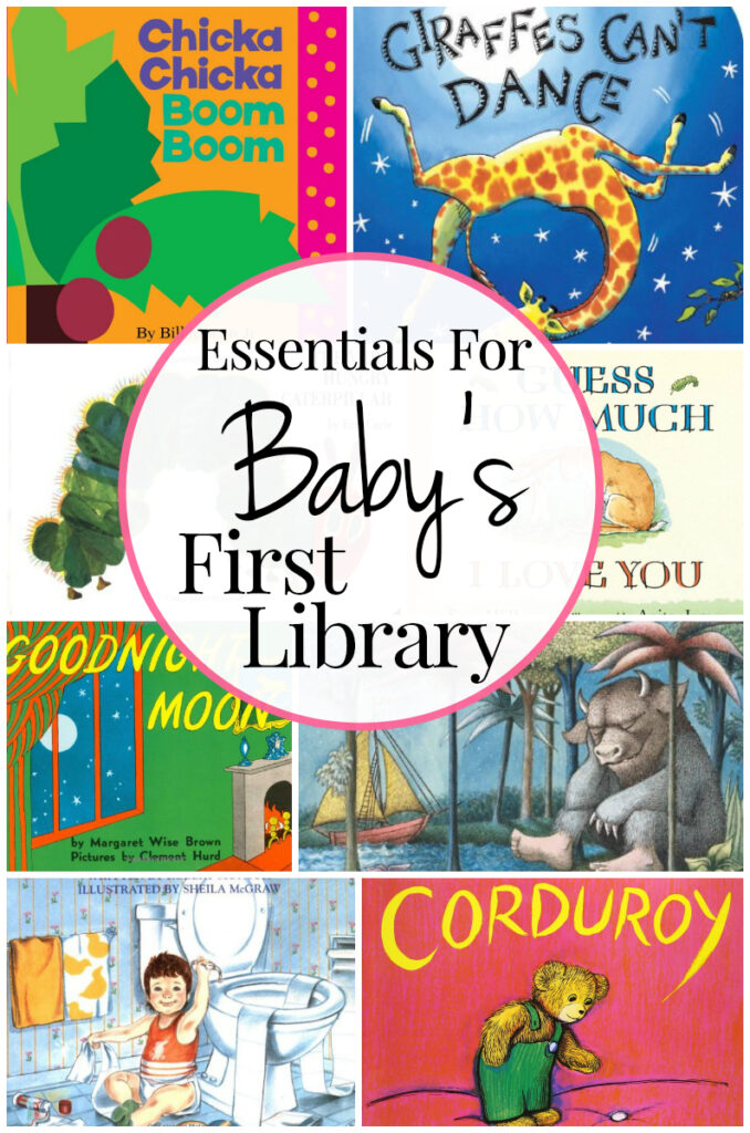 31 Must Have Books For Babys First Library I Heart Arts