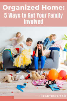 Family Involved with Organization
