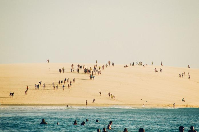 Watch the sunset at the Sunset Dune in Jericoacoara