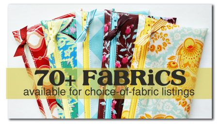 70+ fabrics