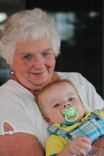Grandma and Nolan