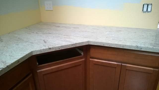 Granite Install 2
