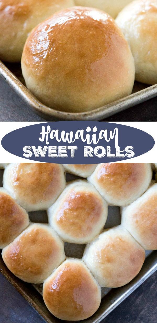 Hawaiian Sweet Roll Recipe