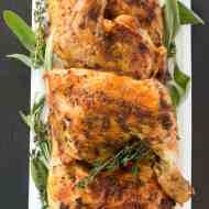 Herb Roasted Chicken Recipe