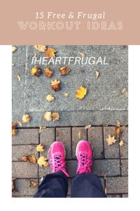 Free & Frugal Workout Ideas