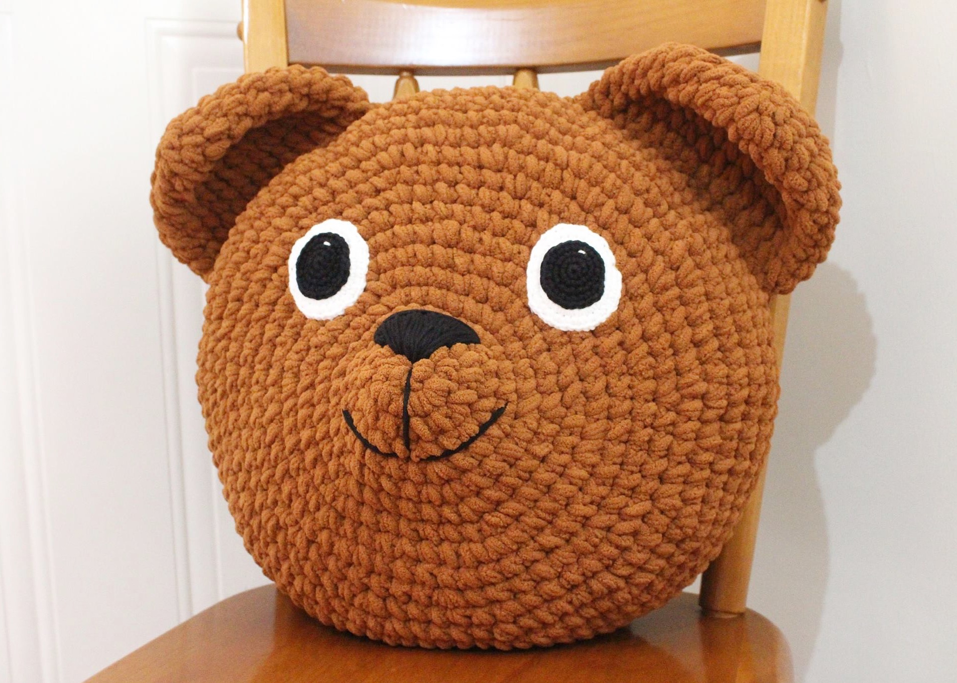 34 Crochet Teddy Bear Patterns | Guide Patterns | 1362x1906