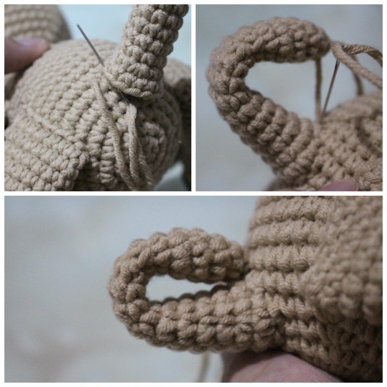 Crochet Pug Puppy | I Heart Gantsilyo