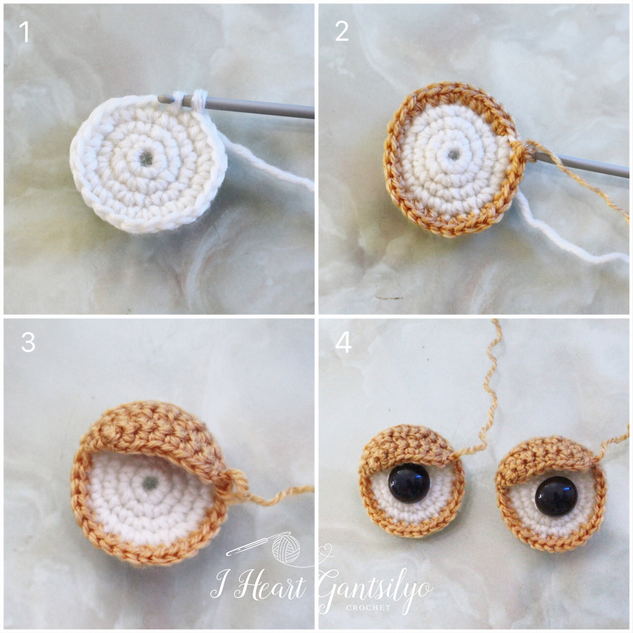 Crochet Buddy Turtle | I Heart Gantsilyo