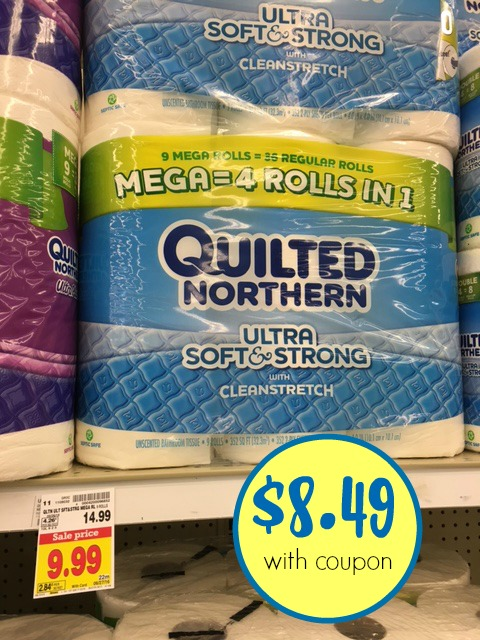quilted northern kroger