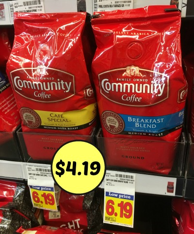 Community coffee contest and sweepstakes