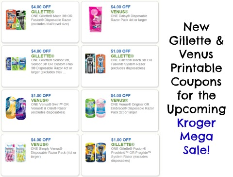 Coupons for mach 3 razors printable