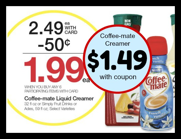 Coffee-Mate® Non-Dairy Creamer- Enhance Your Coffee Without Dairy Coffee-mate is America's #1 coffee creamer. With a variety of flavors and formats, Coffee-mate has your coffee creamer .