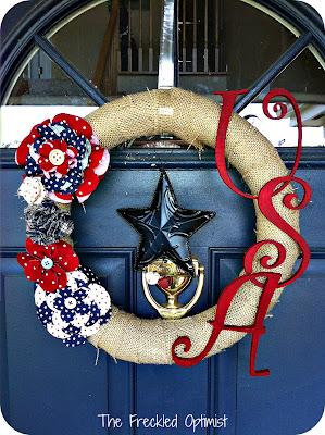 17 Easy Patriotic 4th of July Crafts