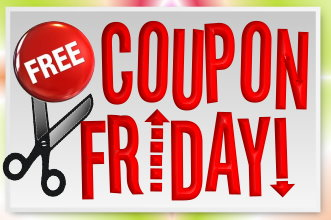 Free coupon friday