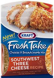 Kraft Fresh Take Coupon For Publix BOGO   50¢ After Coupon!