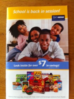 Nestle booklet New Booklet At Publix School Is Back In Session