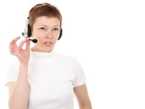 a virtual receptionist