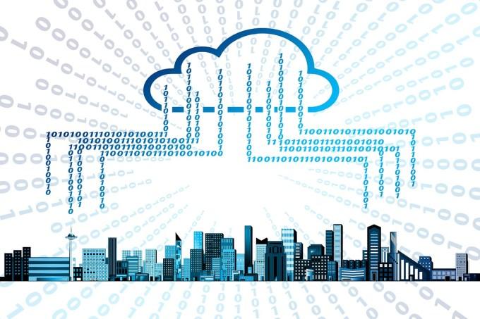 business data storage