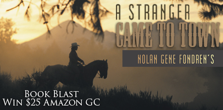 A Strange Came to Town Banner