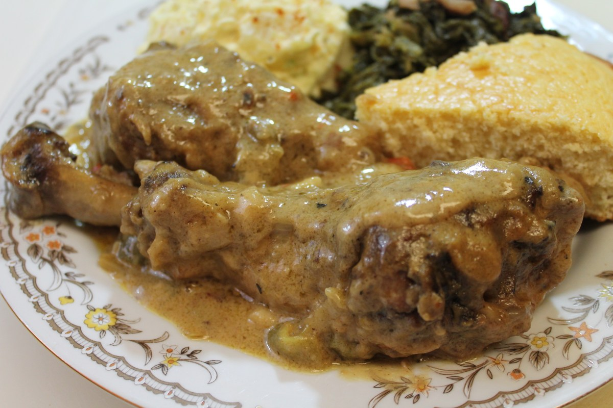 Chicken Soup Soul Food Recipe