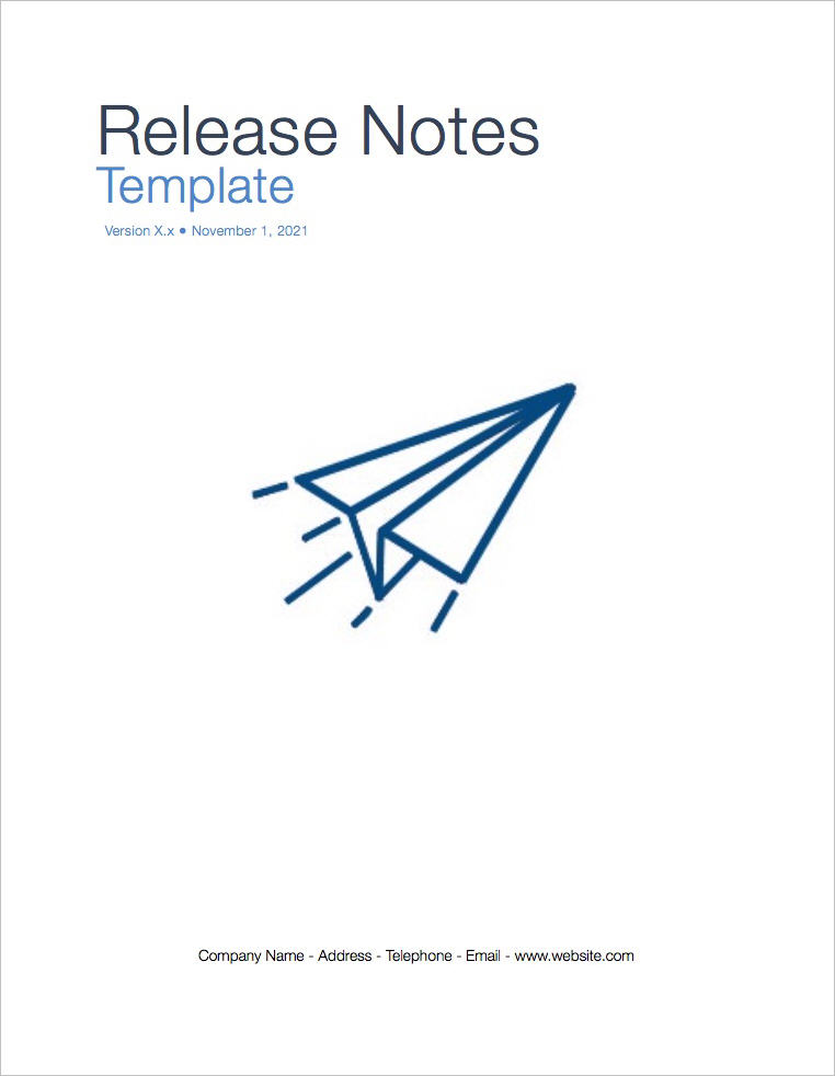 How to Write Release Notes: Faster, Stronger, Better