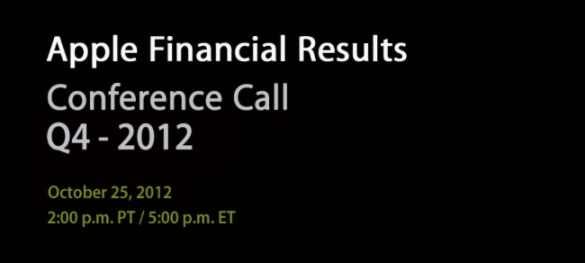 Apple-conference-call