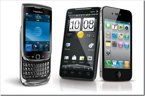 iPhone-blackberry-android
