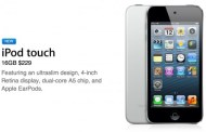 Apple released a budget 16 GB iPod touch 5G