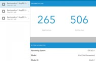 New Geekbench allows you to compare the performance of devices based on iOS, Android, Mac and Windows